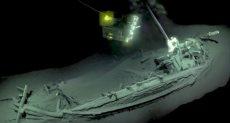 سفينة فقدها اليابانيون فى الحرب العالمية الثانية