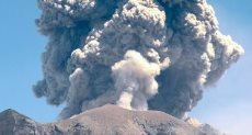 بركان جبل أجونج