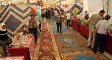 وزير التموين ومعرض سوبر ماركت أهلا رمضان