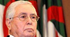 الرئيس الجزائرى المؤقت
