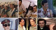 محمود ياسين فى بعض أفلامه