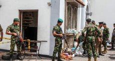 هجمات سريلانكا - أرشيفية