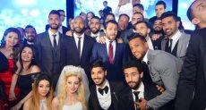 حفل زفاف على جبر