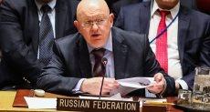 فاسيلى نيبينزيا مندوب روسيا الدائم لدى الأمم المتحدة