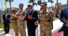 محافظ جنوب سيناء