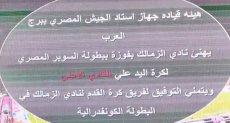 شاشة استاد برج العرب