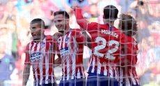 أتلتيكو مدريد ضد بلد الوليد