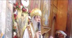 كنائس القليوبية خلال قداس عيد القيامة المجيد شعار