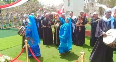 احتفالات أعياد الربيع بالحديقة الدولية