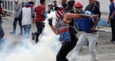 الأوضاع فى فنزويلا