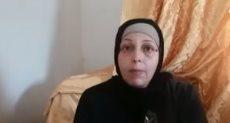 سناء أبو سبيتان شقيقة الشهيد الفلسطينى