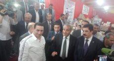 وزير التموين بمعرض سوبر ماركت أهلا رمضان