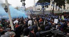 احتجاجات فى بنين _  أرشيفية
