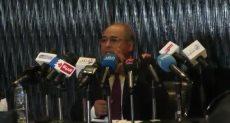 الدبلوماسى الليبى مصطفى الزائدى نائب وزير خارجية ليبيا الأسبق