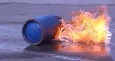 انفجار أسطوانة غاز - أرشيفية
