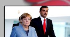 المستشارة الألمانية وأمير الإرهاب