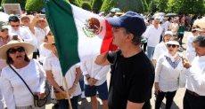 رئيس المكسيك السابق