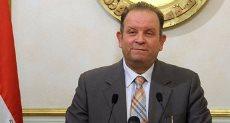 عاطر حنورة رئيس مجلس الإدارة شركة تنمية الريف المصرى الجديد