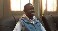 محمد ثان طالب بجامعة الأزهر