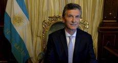 الرئيس الأرجنتينى