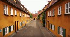 جانب من المدينة القديمة