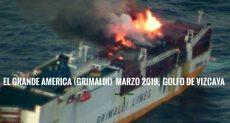 السفينة المحترقة