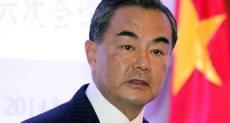 وانج يى -  وزير الخارجية الصينى