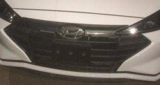 سيارة حمدى النقاز المضبوطة فى الشيخ زايد