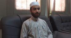 بهزات شاهين  طالب كلية الشريعة الاسلامية جامعة الازهر