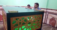سيدى عمر الإفلاقى أشهر مساجد البحيرة
