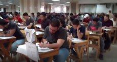 امتحانات كلية حقوق عين شمس