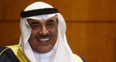 الشيخ صباح خالد الحمد الصباح نائب رئيس مجلس الوزراء وزير الخارجية الكويتى