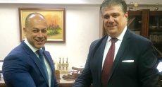 تامر مرسي رئيس مجلس إدارة الشركة المتحدة للخدمات الإعلامية