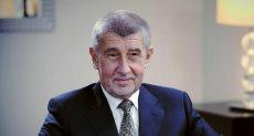 رئيس الوزراء التشيكى أندريه بابيش