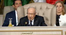 الباجى قايد السبسى الرئيس التونسى