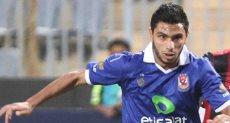 محمد رزق لاعب الفريق