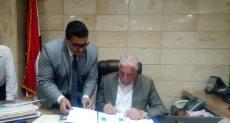 محافظ جنوب سيناء يعتمد نتيجة الشهادة الإعدادية