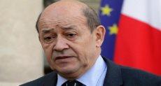 وزير الخارجية الفرنسى