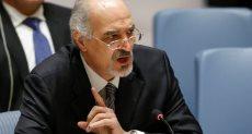 مندوب سوريا لدى الأمم المتحدة بشار الجعفرى