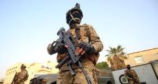 عناصر من الجيش العراقى