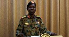 الفريق أول شمس الدين كباشى المتحدث باسم المجلس العسكرى الانتقالى فى السودان