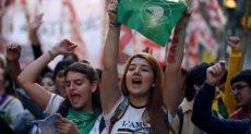 مظاهرات للتنديد بالعنف ضد النساء