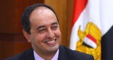 عمرو عثمان مساعد وزيرة التضامن _مدير صندوق مكافحة وعلاج الإدمان والتعاطى