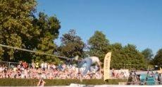 مهارات القفز على الحبال