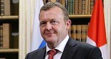 رئيس الوزراء الدنماركي لارس لوكه راسموسن