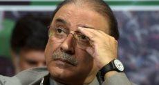 آصف على زرداري رئيس باكستان الأسبق