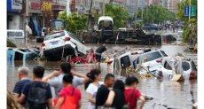 فيضانات فى الصين ـ صورة أرشيفية