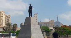 تمثال تاريخى