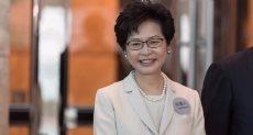 رئيسة هونج كونج