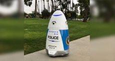 روبوت شرطى